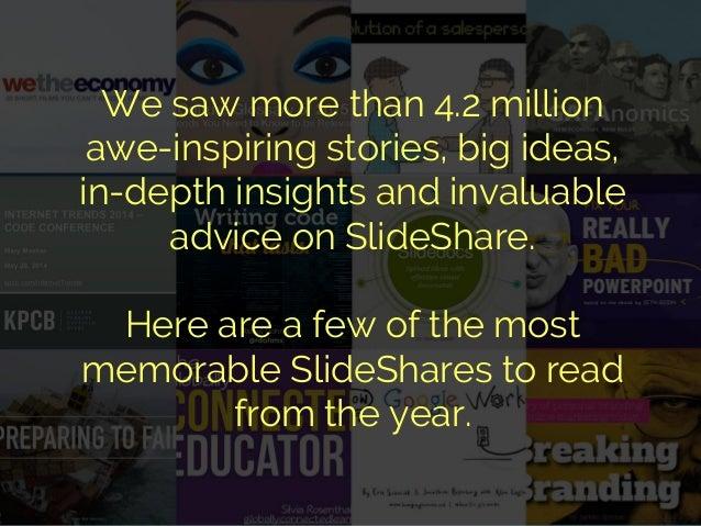 The Must-Read SlideShares of 2014 Slide 2