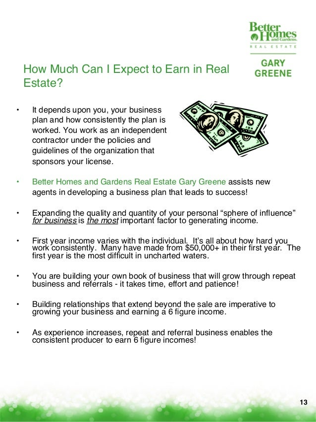 Winning Careers with Better Homes And Gardens Real Estate Gary Greene…