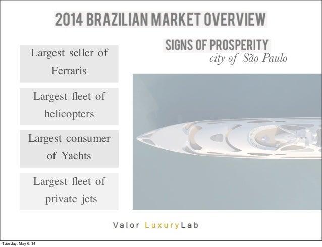 2014 brazilian luxury market report-valor luxury-lab   Slide 3
