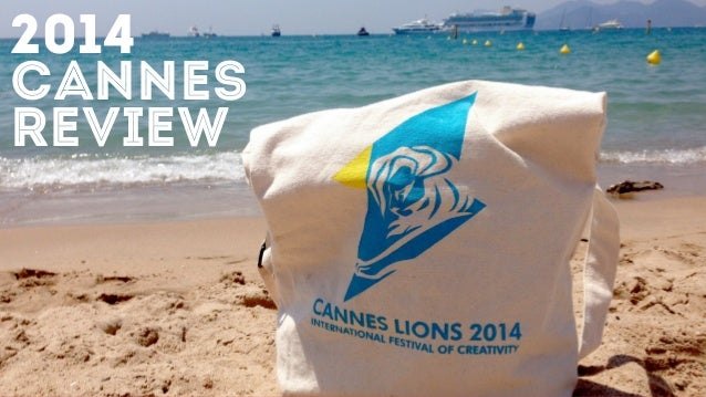 2014 CANNES REVIEW