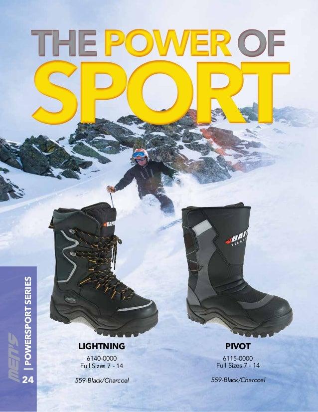 Baffin Mustang Snow Boot Little Kid//Big Kid 4820-0068-GL2-5