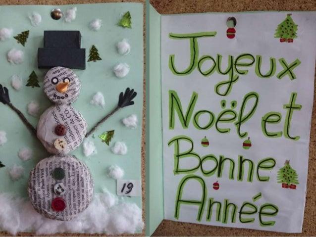 2014 Concurso de Postales Navideñas, en francés