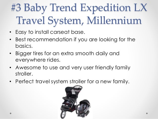 2014 Cool Travel System Strollers Review