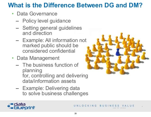 difference between governance and management pdf