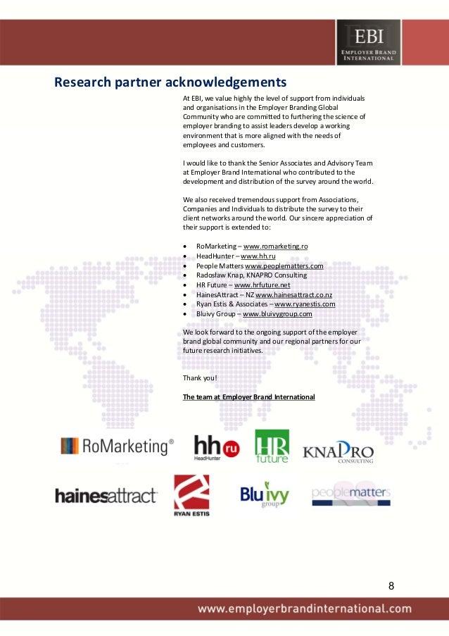 Researchpartneracknowledgements AtEBI,wevaluehighlythelevelofsupportfromindividuals andorganisationsint...