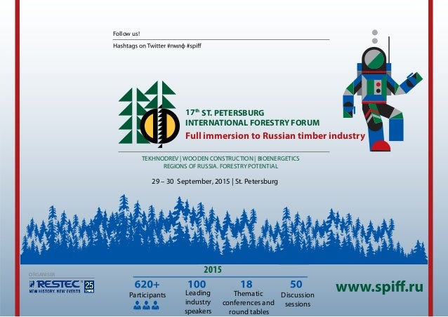 Discussion sessions Thematic conferences and round tables TEKHNODREV | WOODEN CONSTRUCTION | BIOENERGETICS REGIONS OF RUSS...