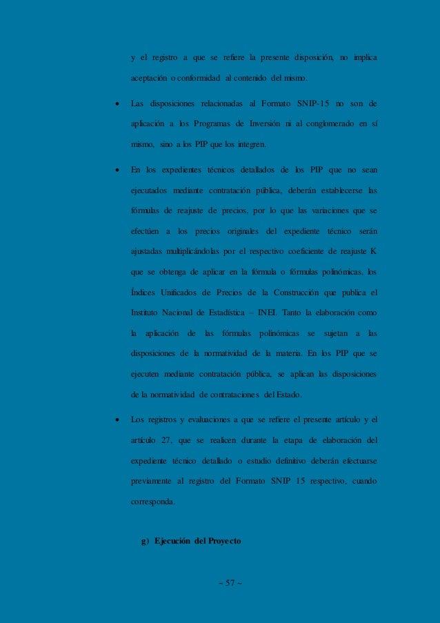 ~ 57 ~ y el registro a que se refiere la presente disposición, no implica aceptación o conformidad al contenido del mismo....