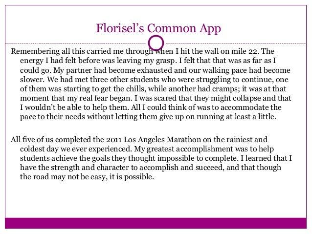 College app essay tips
