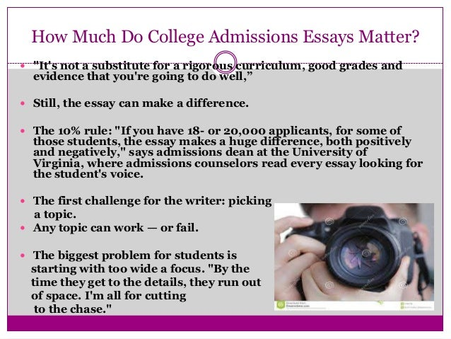 how to write essay good