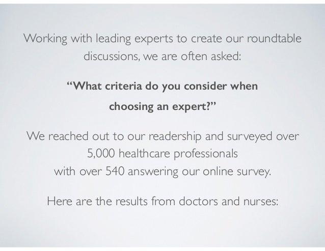 Defining an Expert Clinician Slide 2