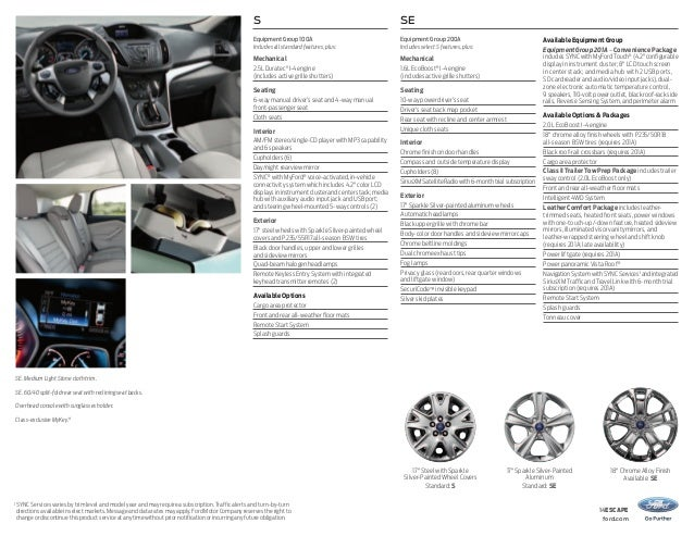 2014 ford _escape_brochure