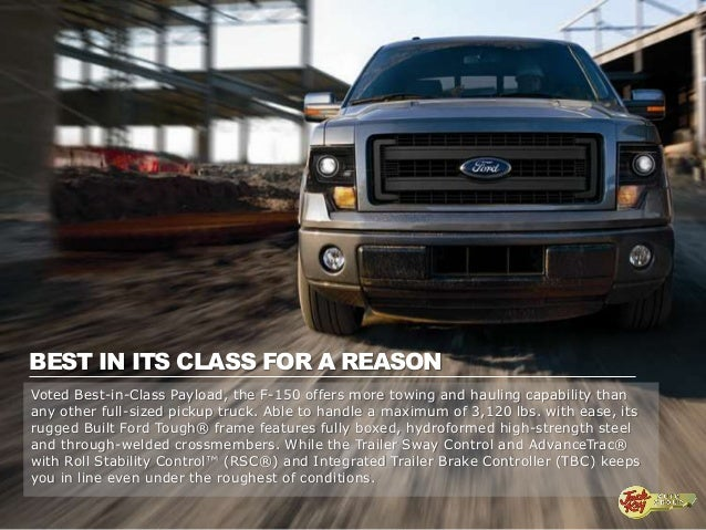 2014 Ford Raptor Towing Capacity >> 2014 Ford F-150: Models, Stats and Cost