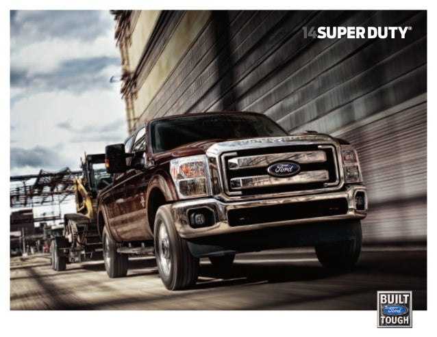 West Herr Ford >> 2014 ford _super_duty_brochure