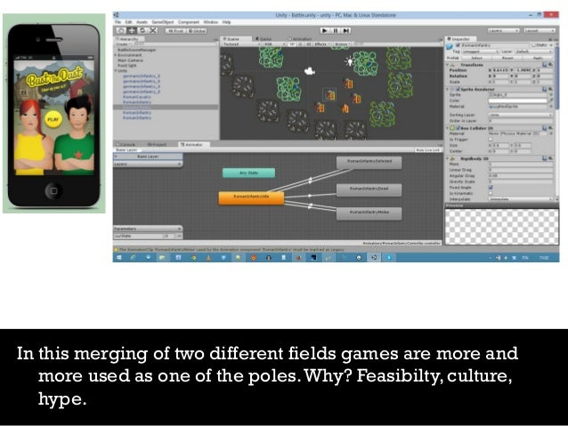 Game Design for Product Ideas and UI Design Slide 3