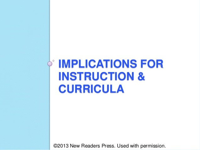 Research Based Instructional Strategies For Writing