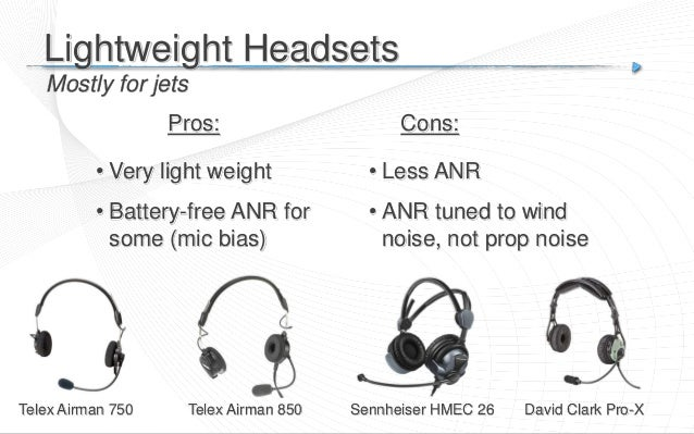 671d2e252df Aviation Headsets: how to choose the right one