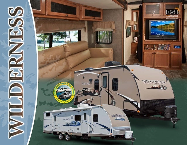 2014 Heartland Wilderness Travel Trailer