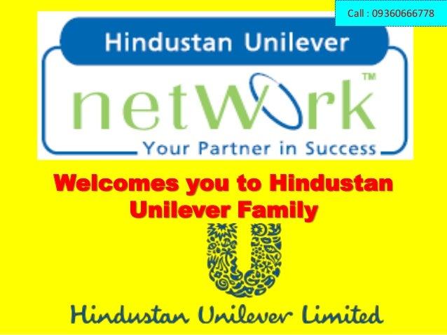 marketing plan of hindustan unilever