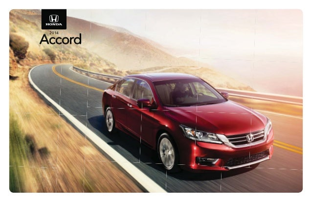 2014 honda accord brochure for el paso las cruces