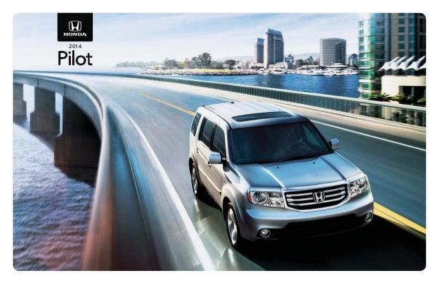 Dodge Dealership El Paso >> 2014 Honda Pilot Brochure for El Paso, Las Cruces ...