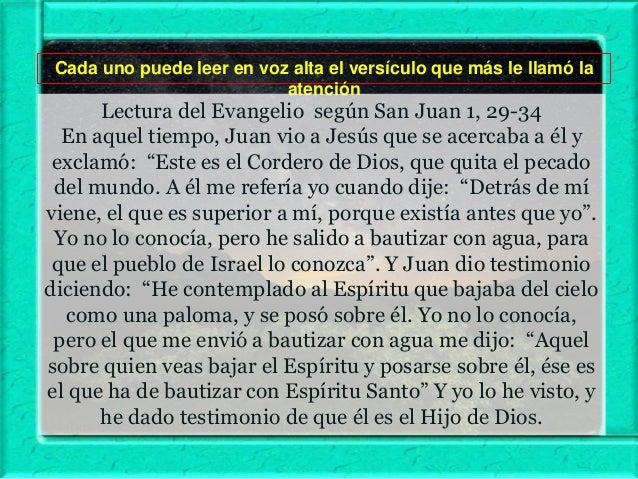 ¿De qué modo das testimonio de Jesús?
