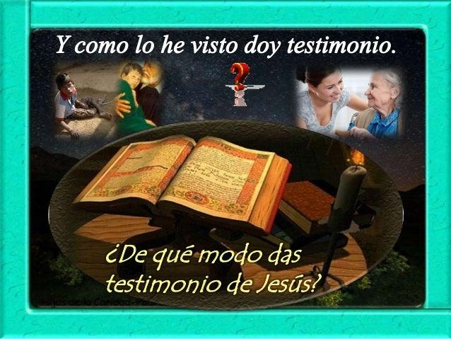 Cordero de Dios que quitas el pecado del mundo… bendito y alabado seas por ser el Dios hecho hombre… bendito y alabado sea...
