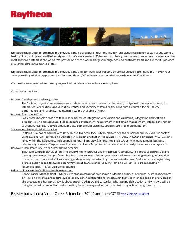 iis engineering and information technology virtual career