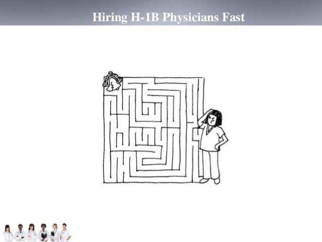 Hiring H-1B Physicians Fast