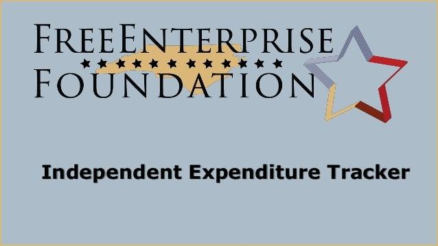 Independent Expenditure Tracker