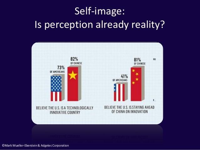 ©Mark Mueller-Eberstein & Adgetec Corporation Self-image: Is perception already reality?