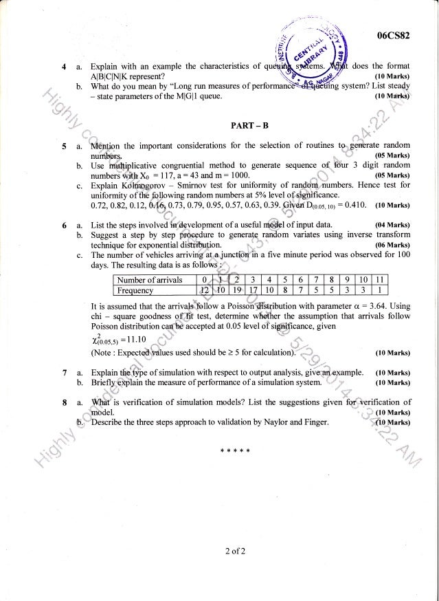rd semester civil engineering question papers i of2 04 marks 11
