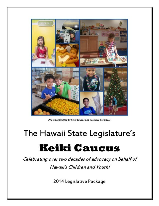Photos submitted by Keiki Caucus and Resource Members Children and Youth Summit  The Hawaii State Legislature's  Keiki ...