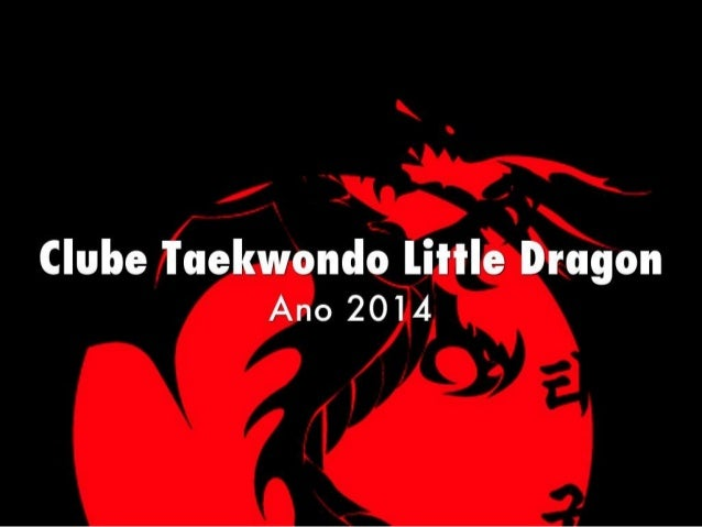 Clube de Taekwondo Little Dragon - Ano 2014