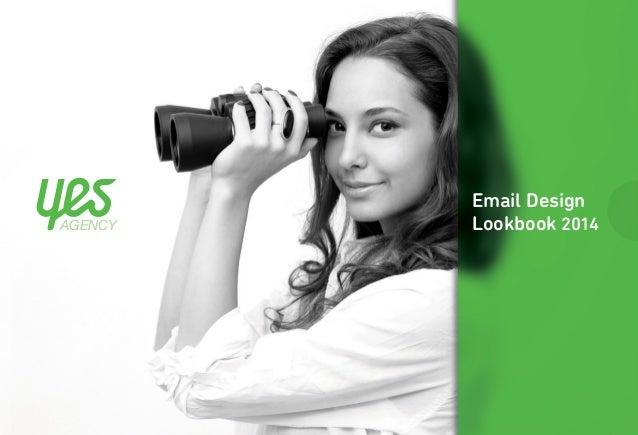 AGENCY  Email Design Lookbook 2014