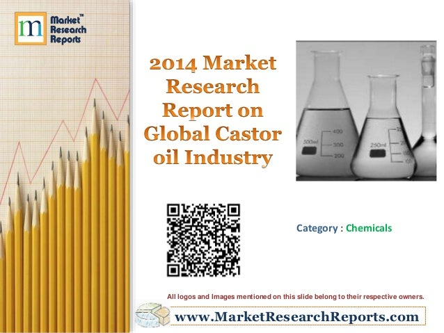 Category : Chemicals  All logos and Images mentioned on this slide belong to their respective owners.  www.MarketResearchR...