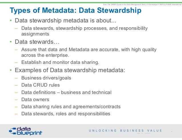 Data ed metadata strategies malvernweather Gallery