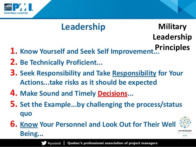 management and leadership military Leadership/management competency frameworks in a wide range of organisations  this approach was common in the military and is still used as a set of criteria to.