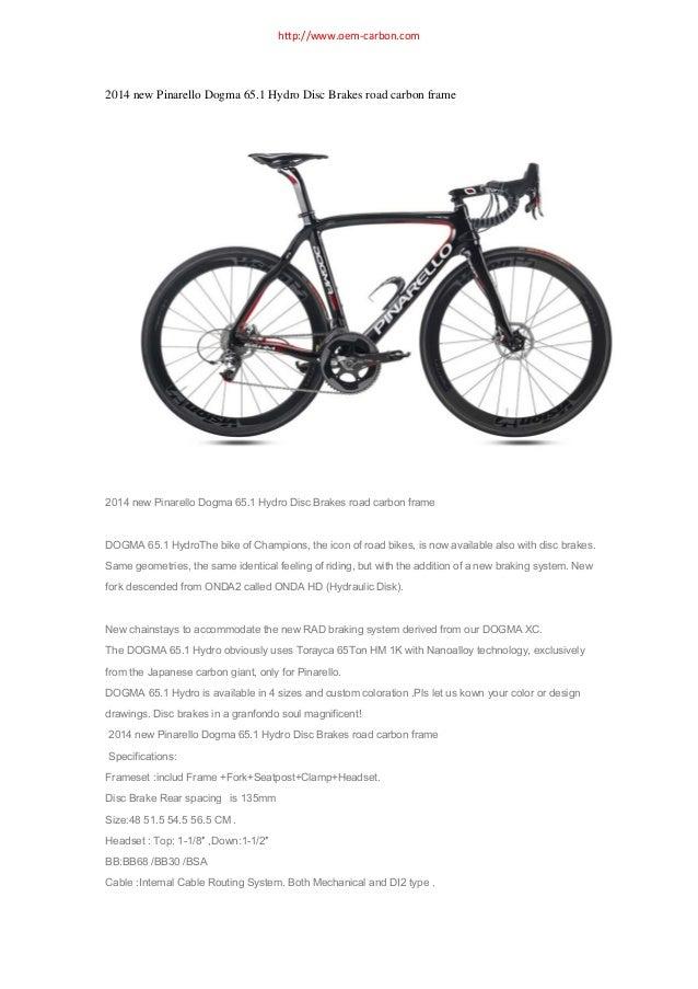 http://www.oem-carbon.com  2014 new Pinarello Dogma 65.1 Hydro Disc Brakes road carbon frame  2014 new Pinarello Dogma 65....