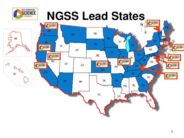 Introduction to NGSS - Next Generation Science Standards
