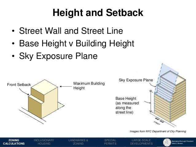 Industrial Building Wall Setback Los Angeles