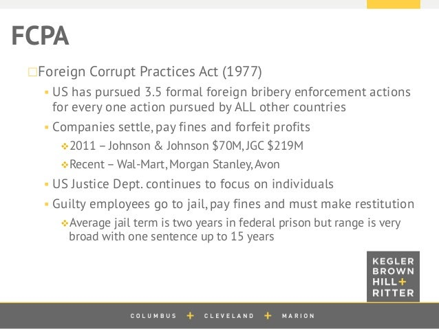 us foreign corrupt practices act 1977 pdf