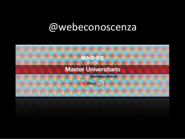 @webeconoscenza