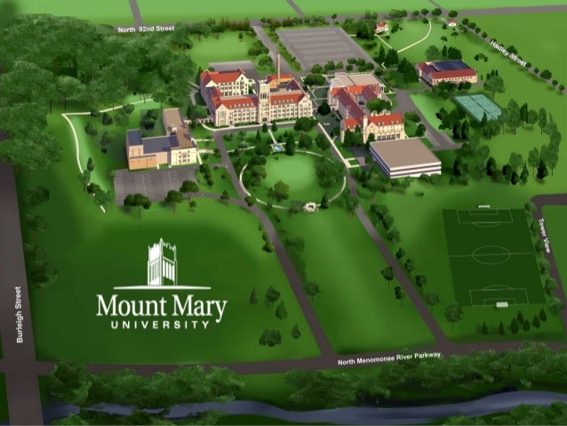 Launching Mount Mary University S Interactive Campus Map