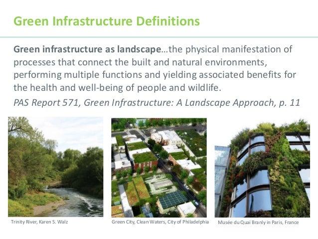 Green Infrastructure 101 - DR Slide 3