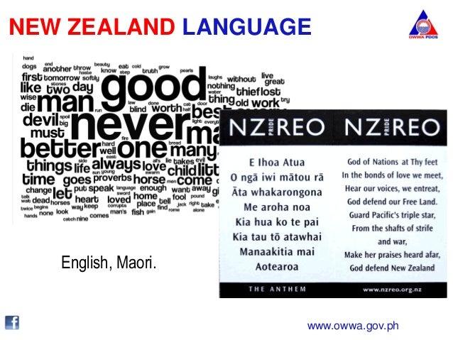 New Zealand Food Customs