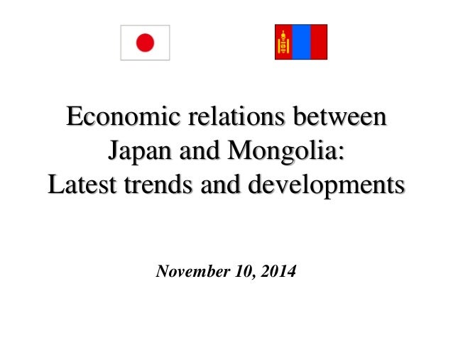 economic relationship between japan and us