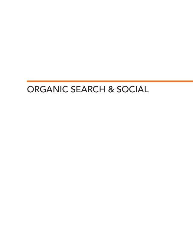 ORGANIC SEARCH & SOCIAL