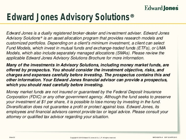 edward jones confronting success in 2006