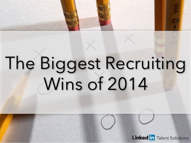 The Biggest Recruiting Wins of 2014