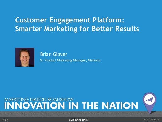 Customer Engagement Platform: Smarter Marketing for Better Results